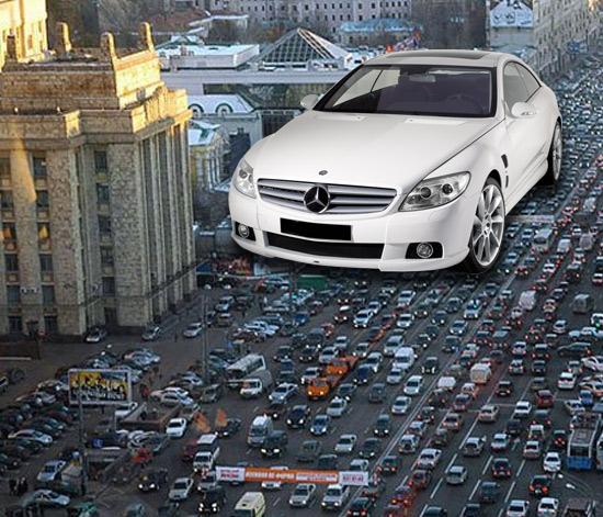 Налоги на машину в москве