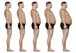Нормальный вес мужчины