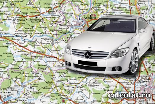 Калькулятор транспортного налога Тула и Тульская область